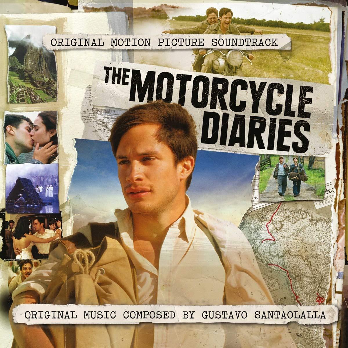 Gustavo Santaolalla - The Motorcycle Diaries (2004) [FLAC] Download
