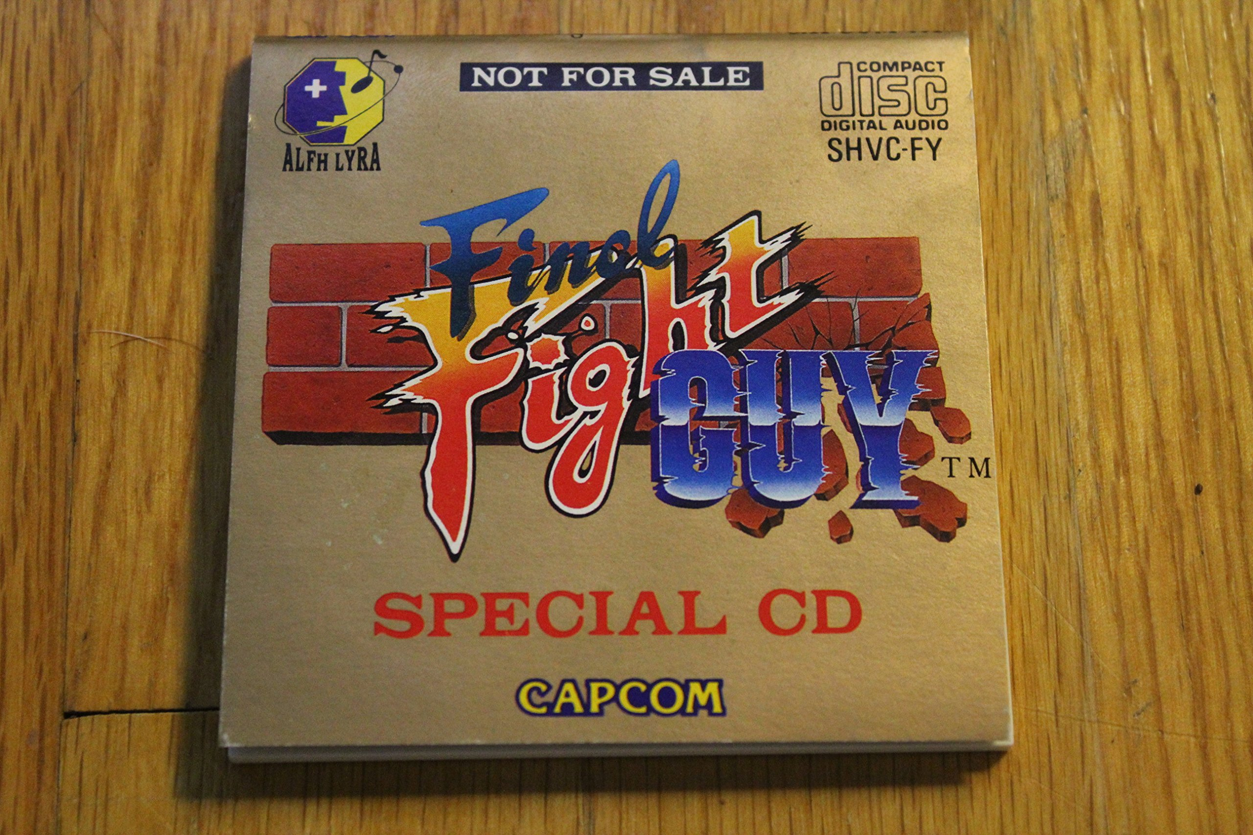 Alfh Lyra - Final Fight Guy (1992) [FLAC] Download