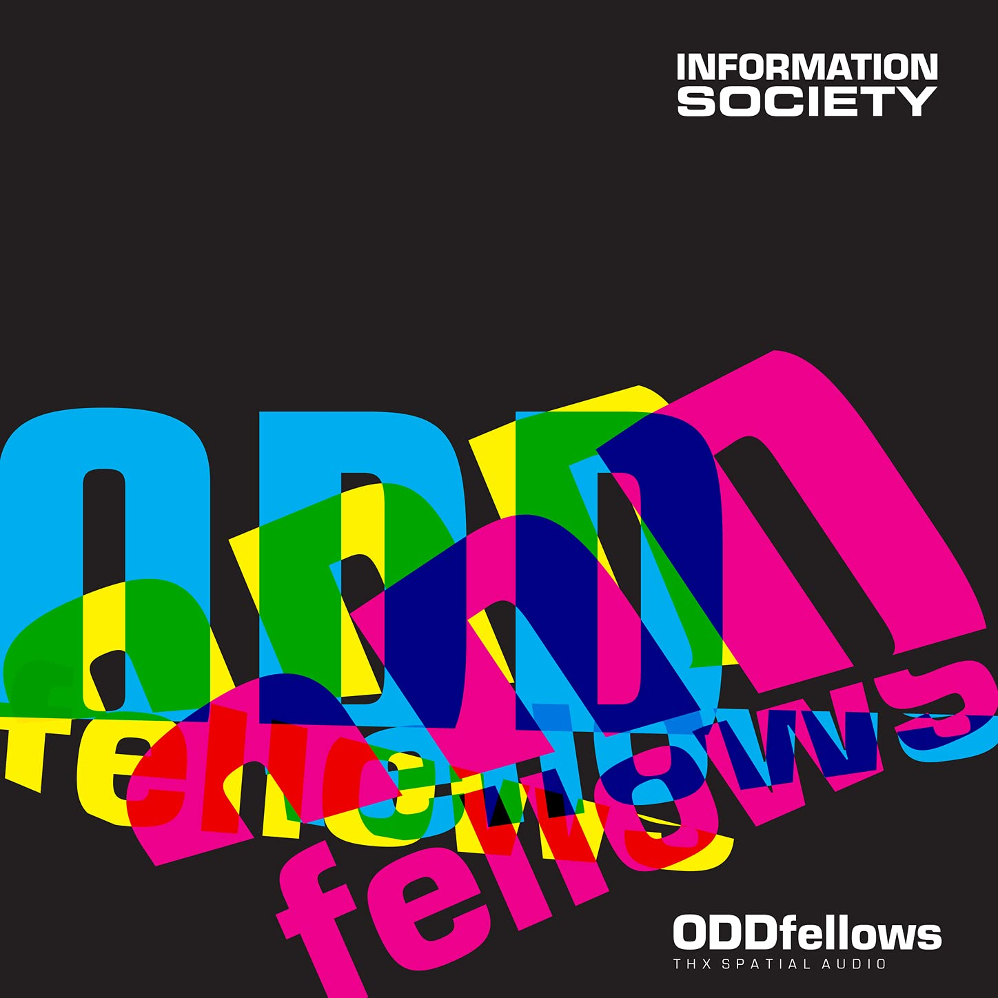 Information Society - ODDfellows (2021) [FLAC] Download