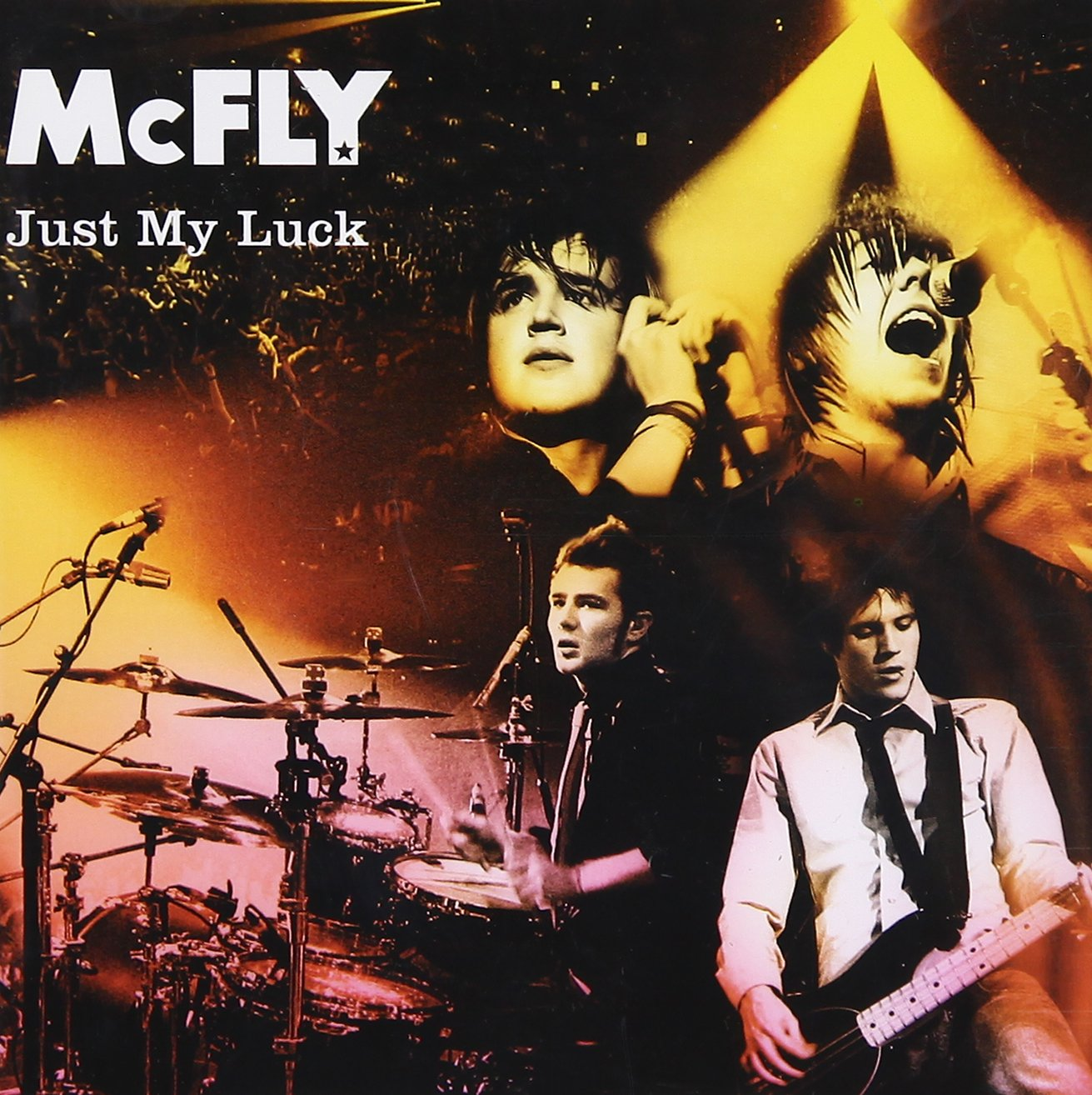 Mcfly - Just My Luck (2006) [FLAC] Download