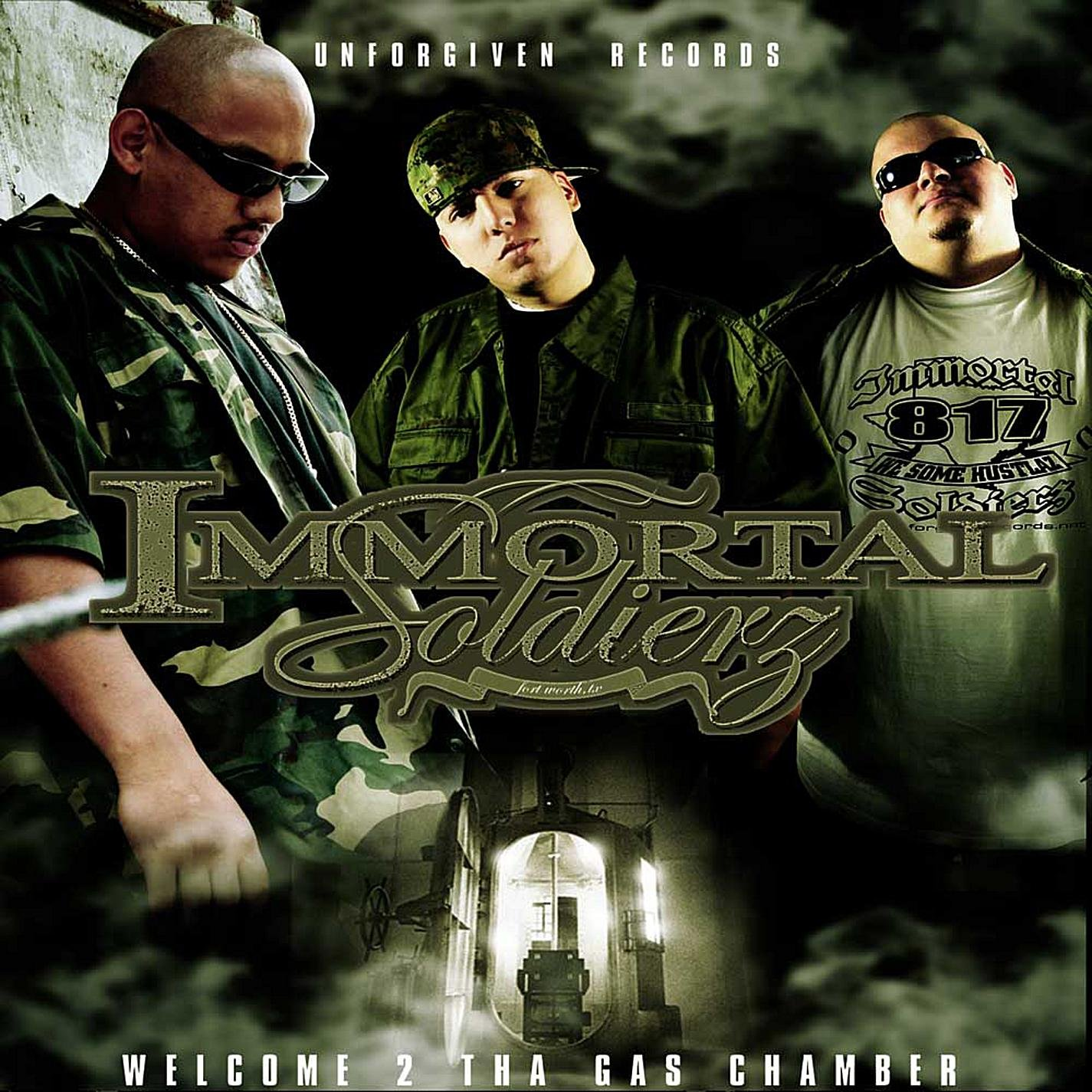 Immortal Soldierz - Welcome 2 Tha Gas Chamber (2008) [FLAC] Download