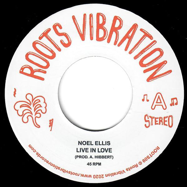 Noel Ellis - Live In Love (2020) [FLAC] Download