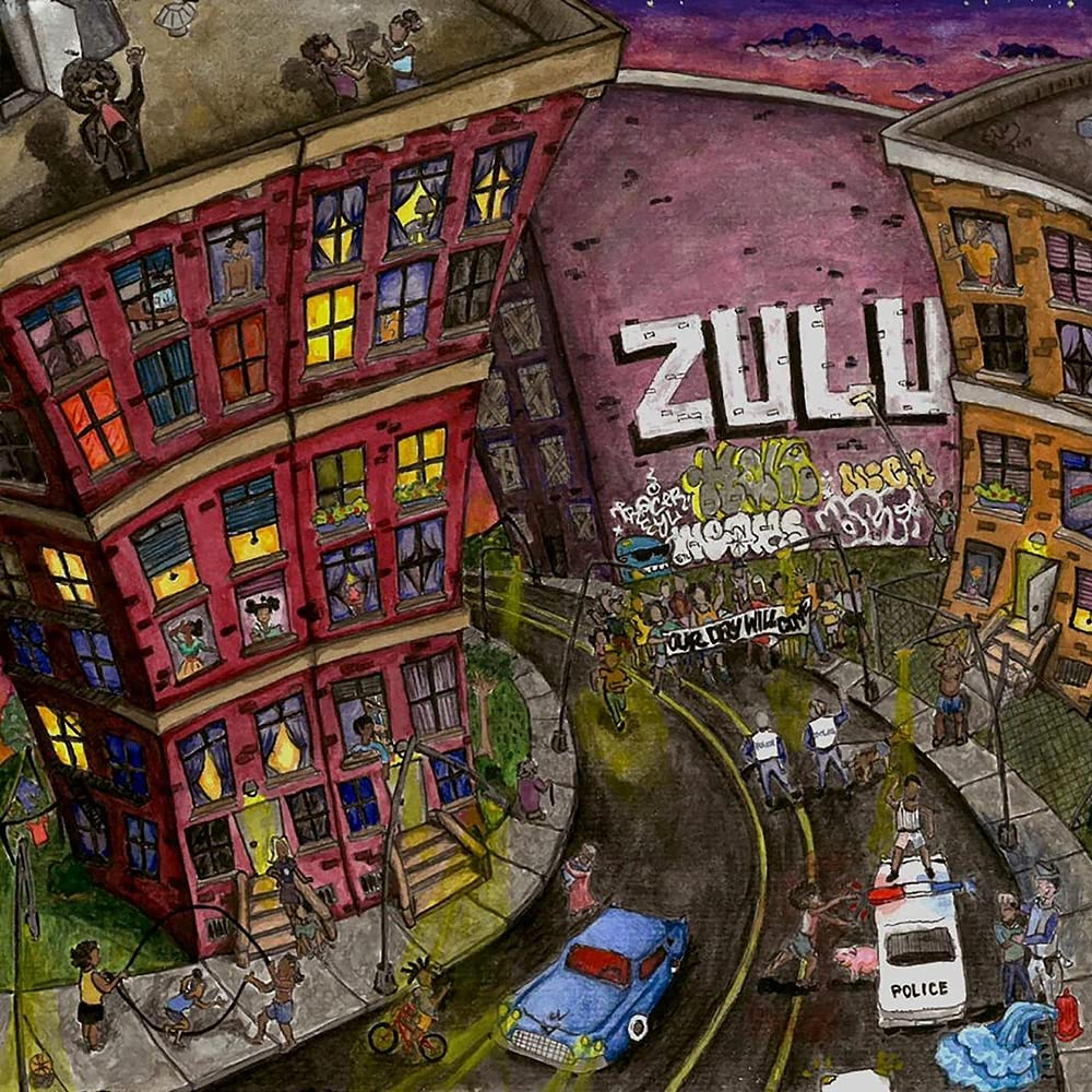 Zulu – My People… Hold On / Our Day Will Come (2021) [FLAC]