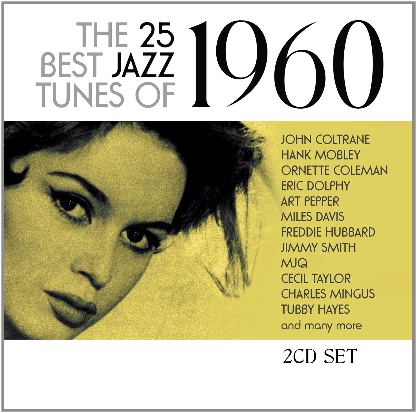 VA – The 25 Best Jazz Tunes Of 1960 (2012) [FLAC]