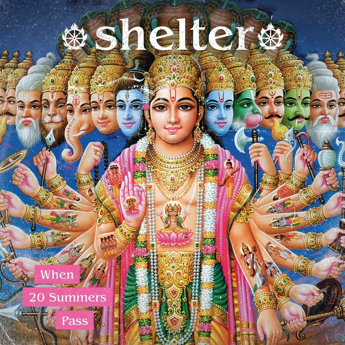Shelter – When 20 Summers Pass (2020) [FLAC]