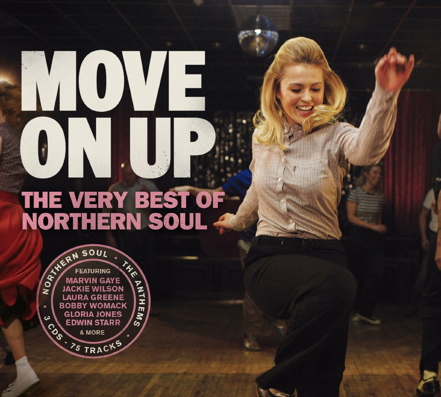 VA – Move On Up The Very Best Of Northern Soul (2015) [FLAC]
