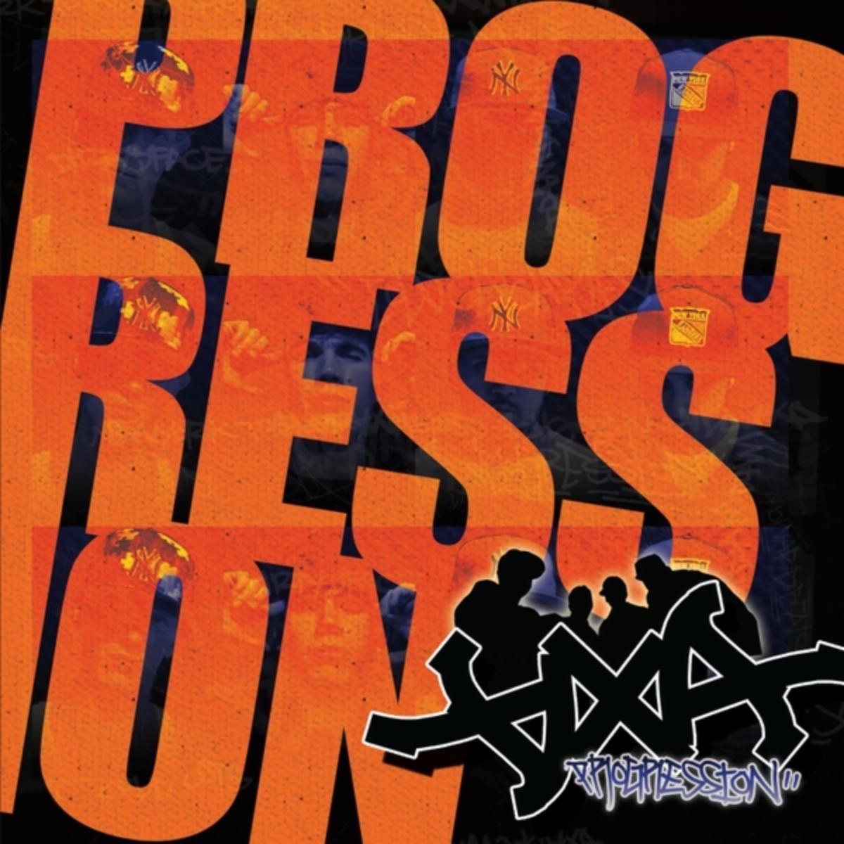 DXA - Progression (2008) [FLAC] Download