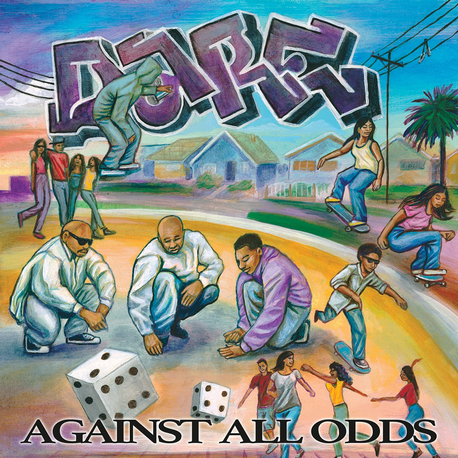 Dare – Against All Odds (2021) [FLAC]