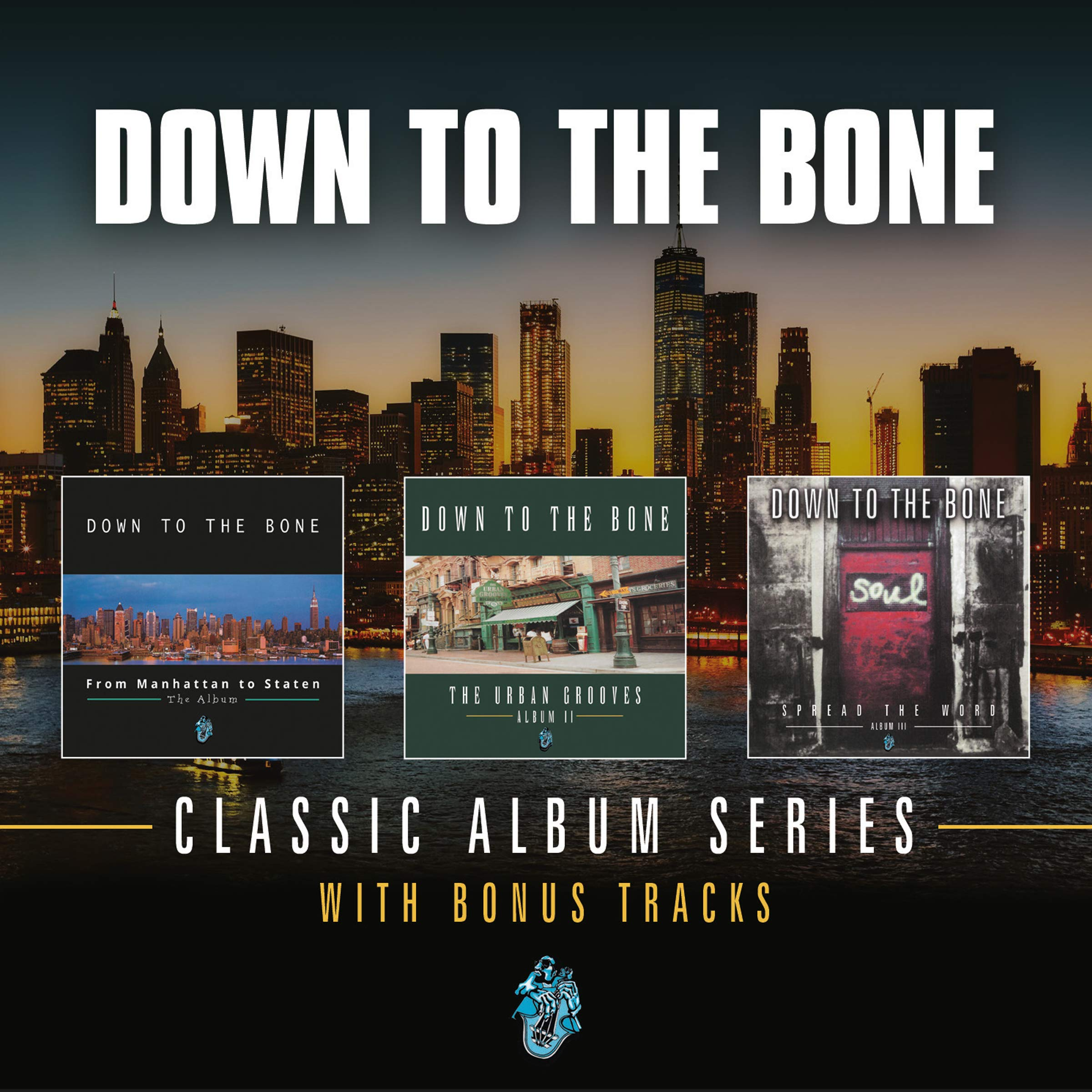 Down To The Bone - From Manhattan To Staten (1996) [FLAC] Download