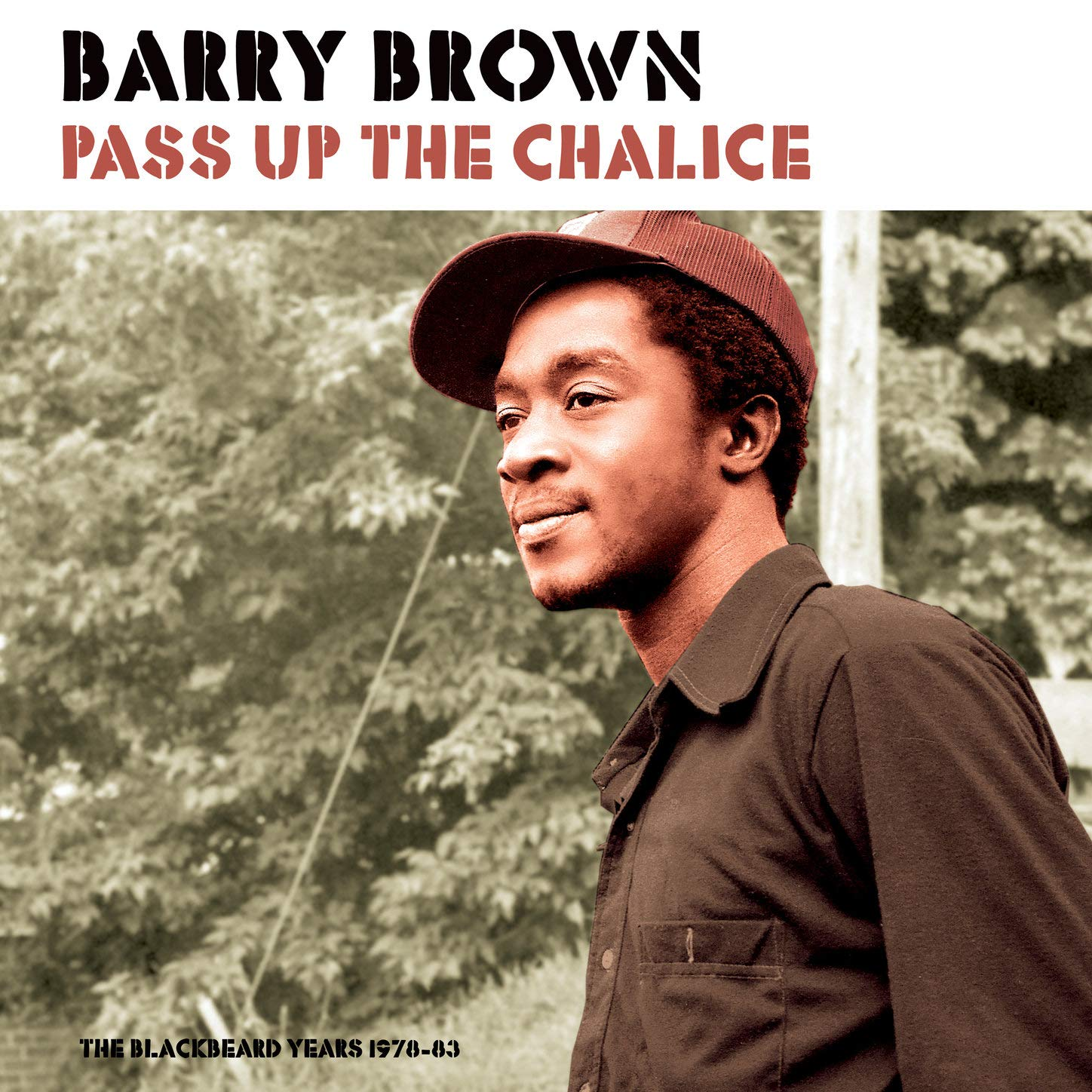 Barry Brown – Pass Up The Chalice (2020) [FLAC]