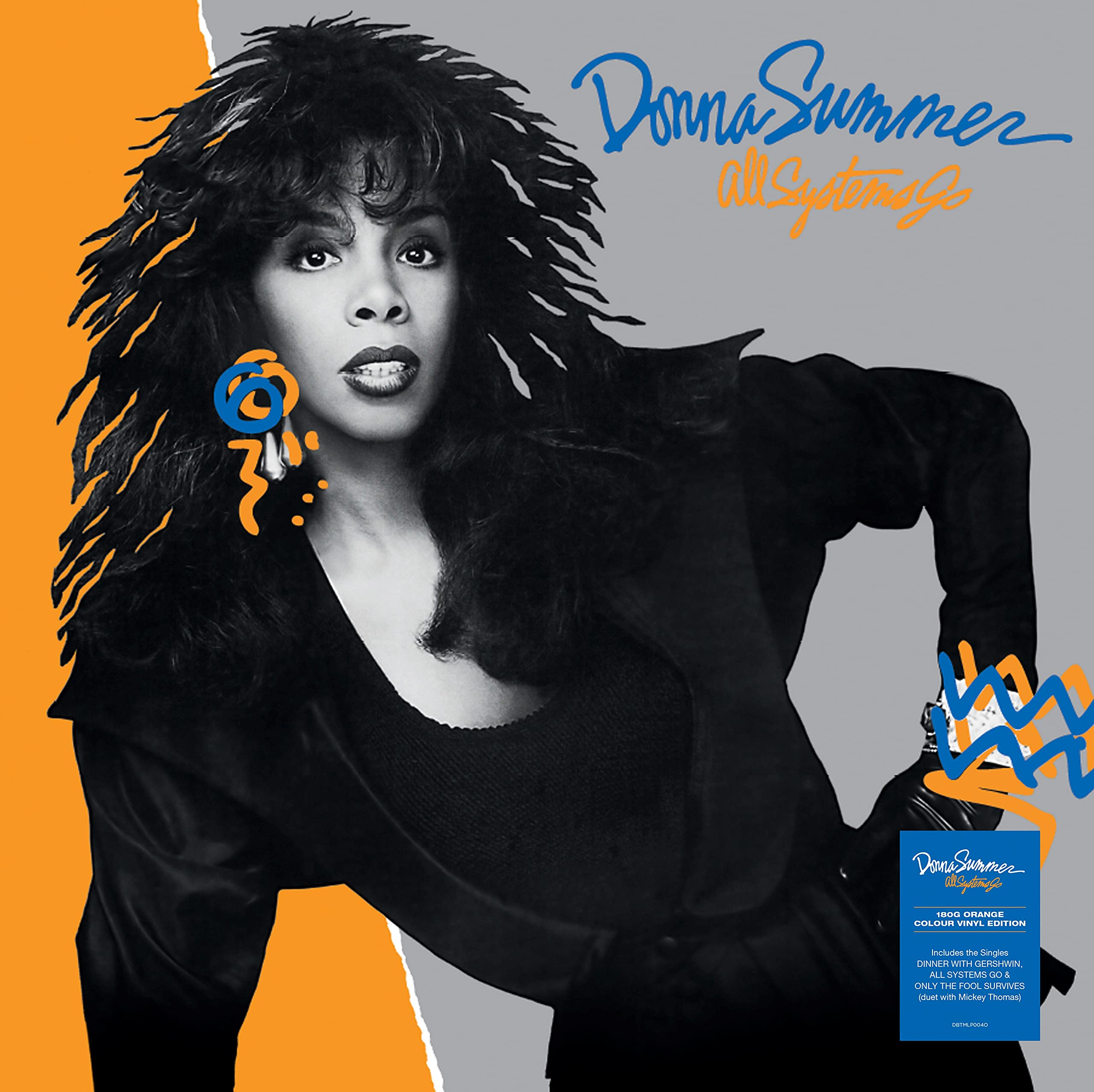 Donna Summer - All Systems Go (1987) [FLAC] Download