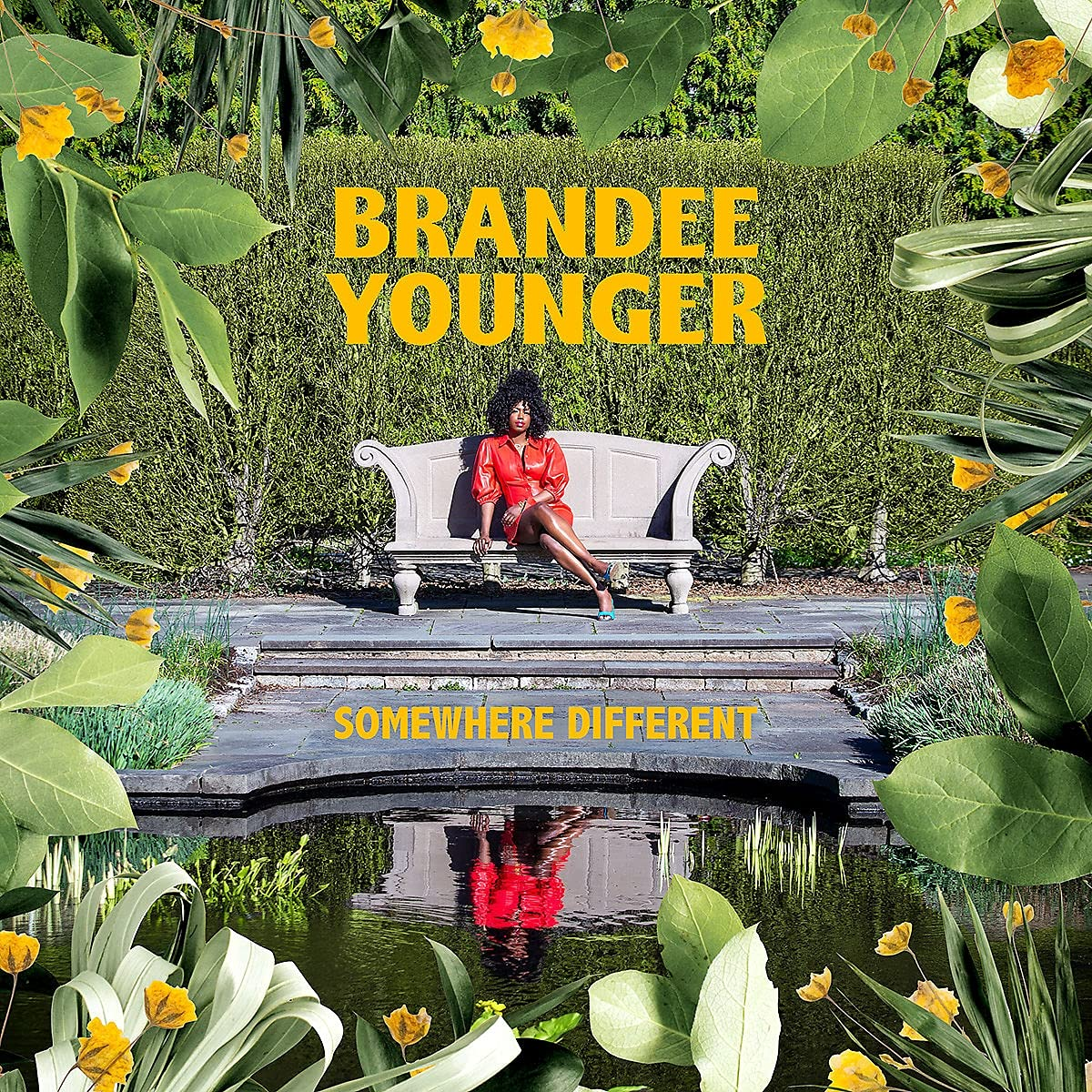 Brandee Younger - Somewhere Different (2021) [FLAC] Download