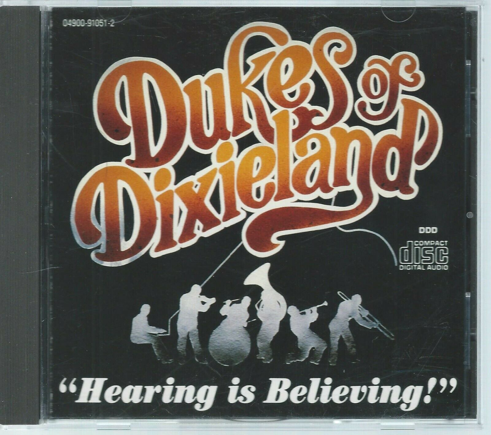 Dukes Of Dixieland - Hearing Is Believing (1991) [FLAC] Download