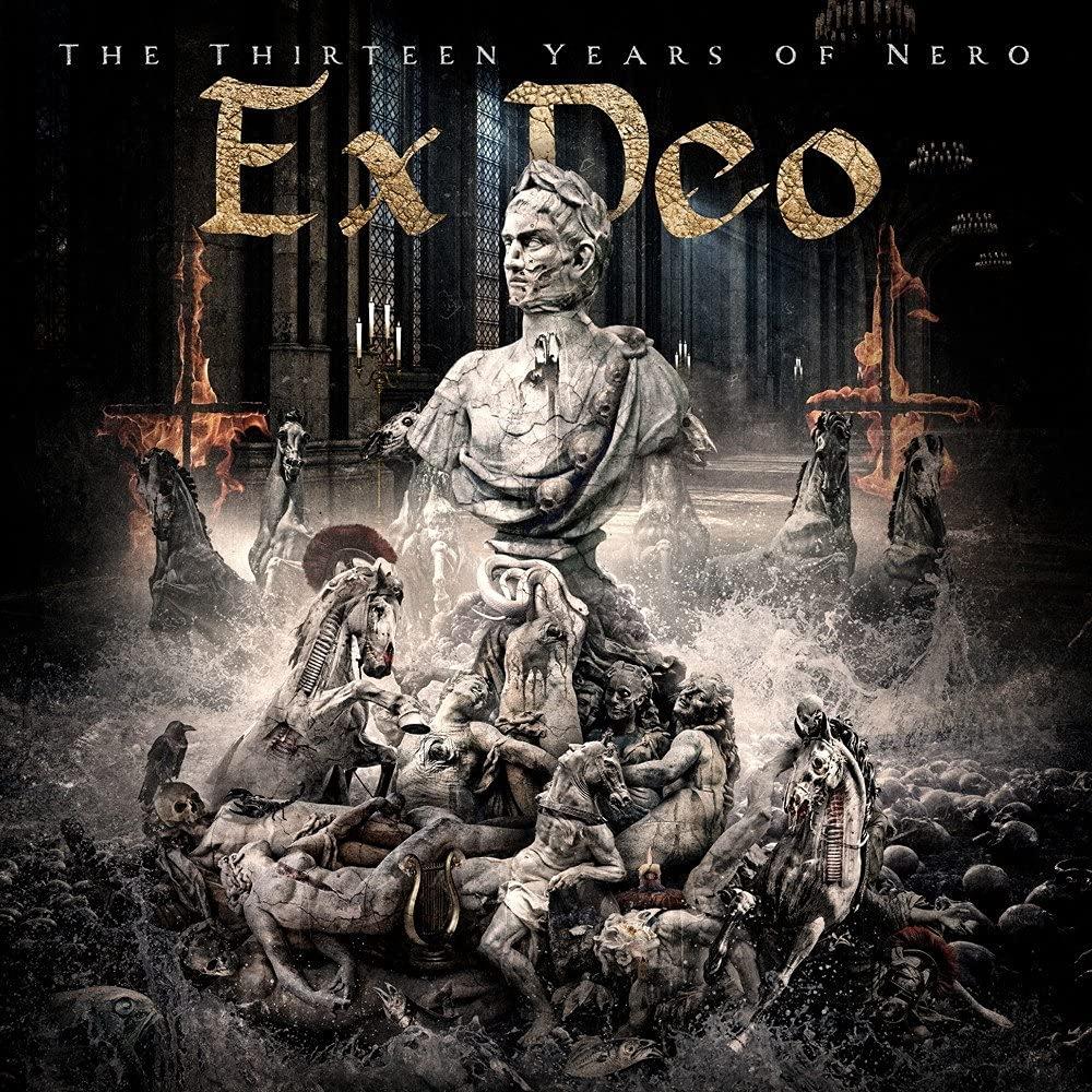 Ex Deo – The Thirteen Years Of Nero (2021) [FLAC]