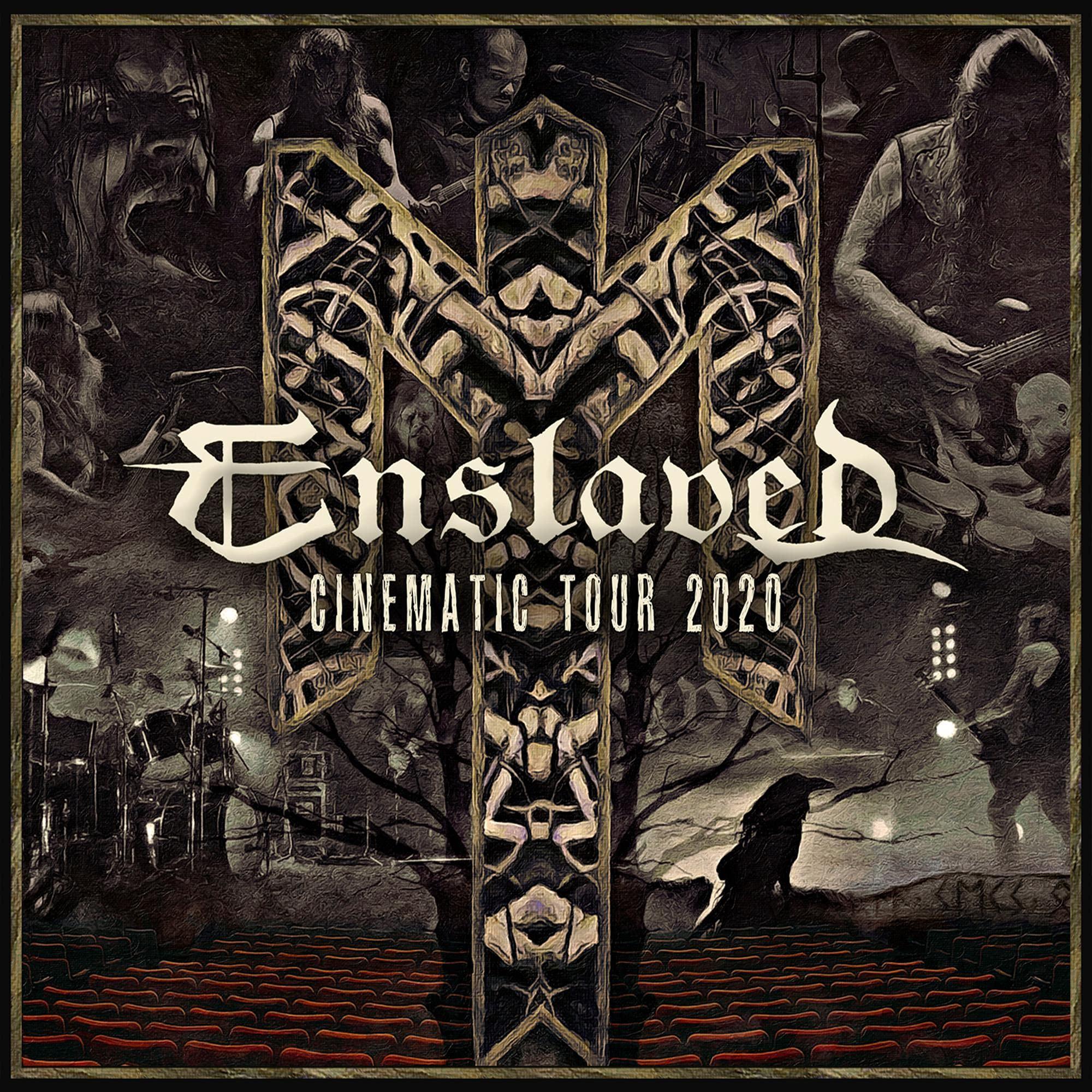 Enslaved – Cinematic Tour 2020 (2021) [FLAC]