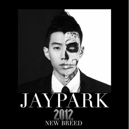 Jay Park – New Breed (2012) [FLAC]