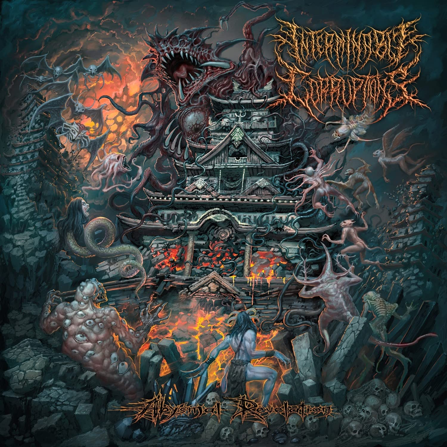 Interminable Corruptions – Abysmal Revelation (2021) [FLAC]