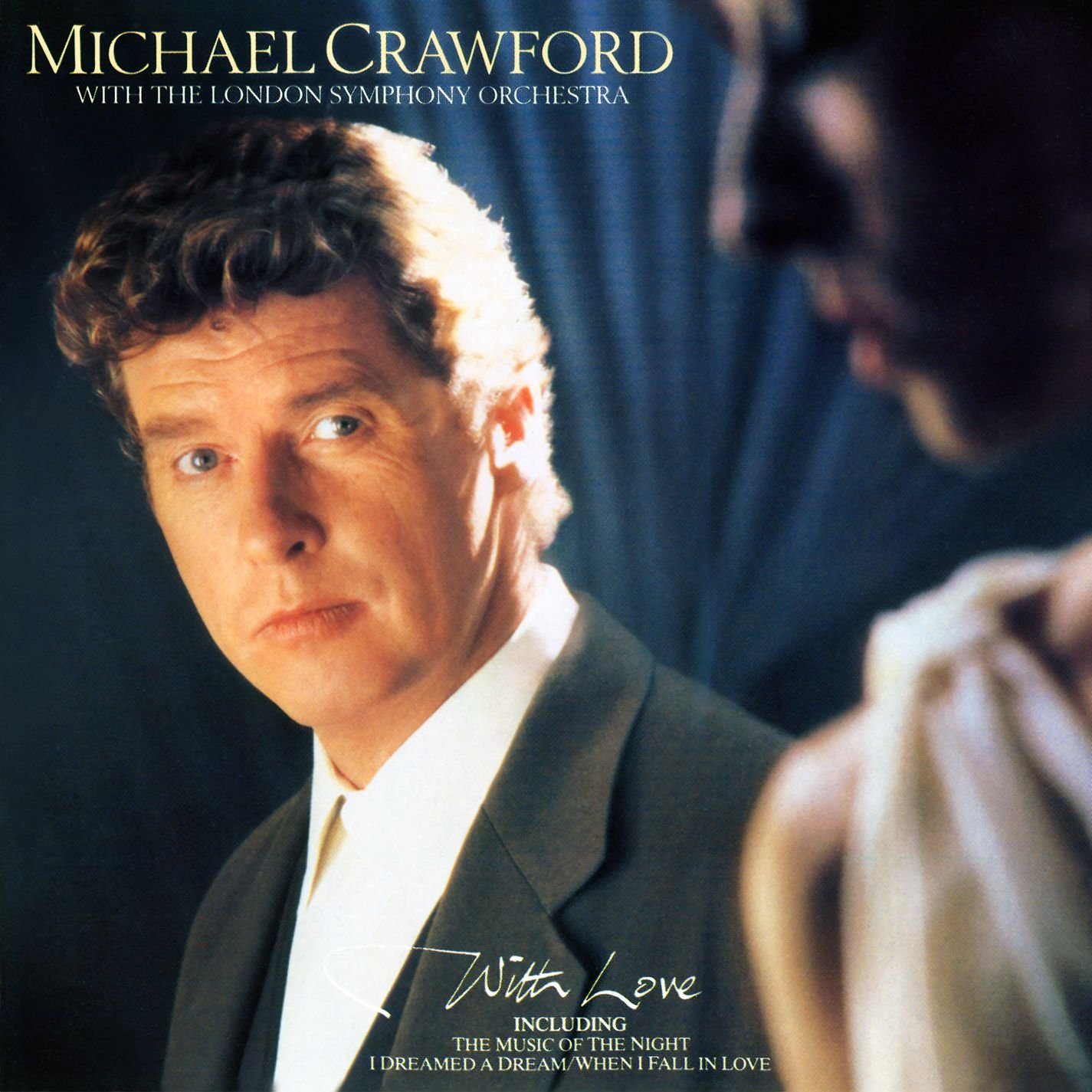 Michael Crawford With The London Symphony Orchestra – With Love (1989) [FLAC]
