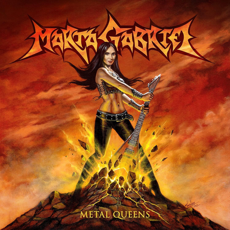 Marta Gabriel - Metal Queens (2021) [FLAC] Download