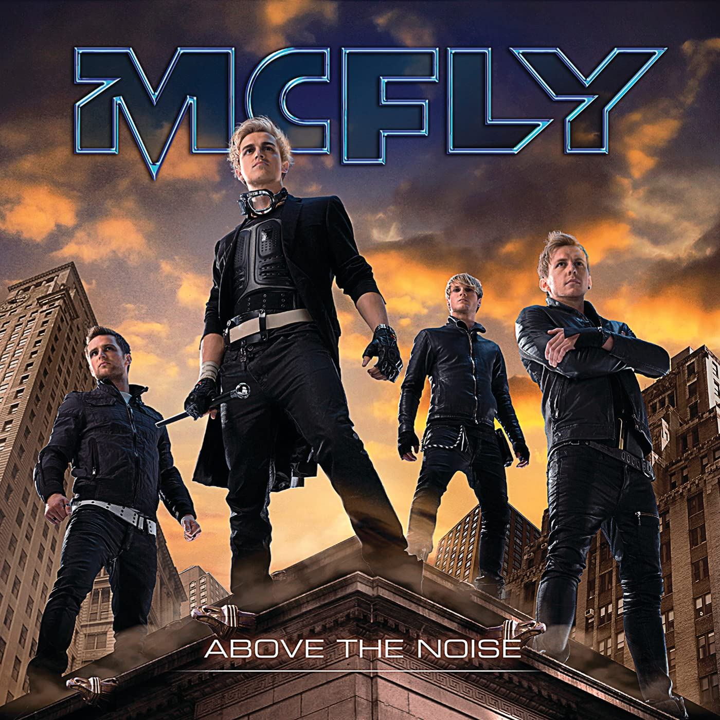 McFly – Above The Noise (2010) [FLAC]
