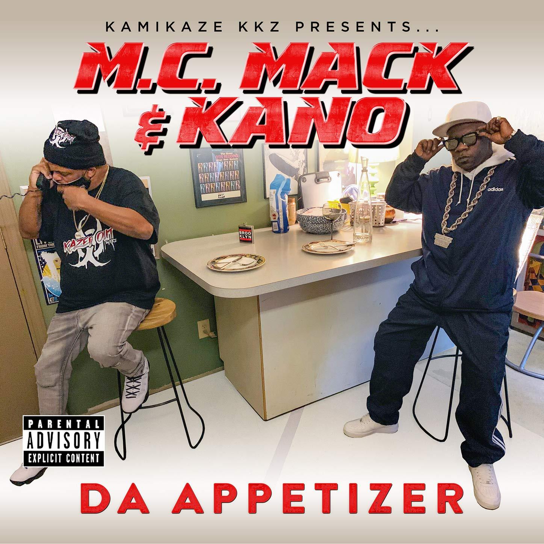 M.C. Mack & Kano – Da Appetizer (2021) [FLAC]