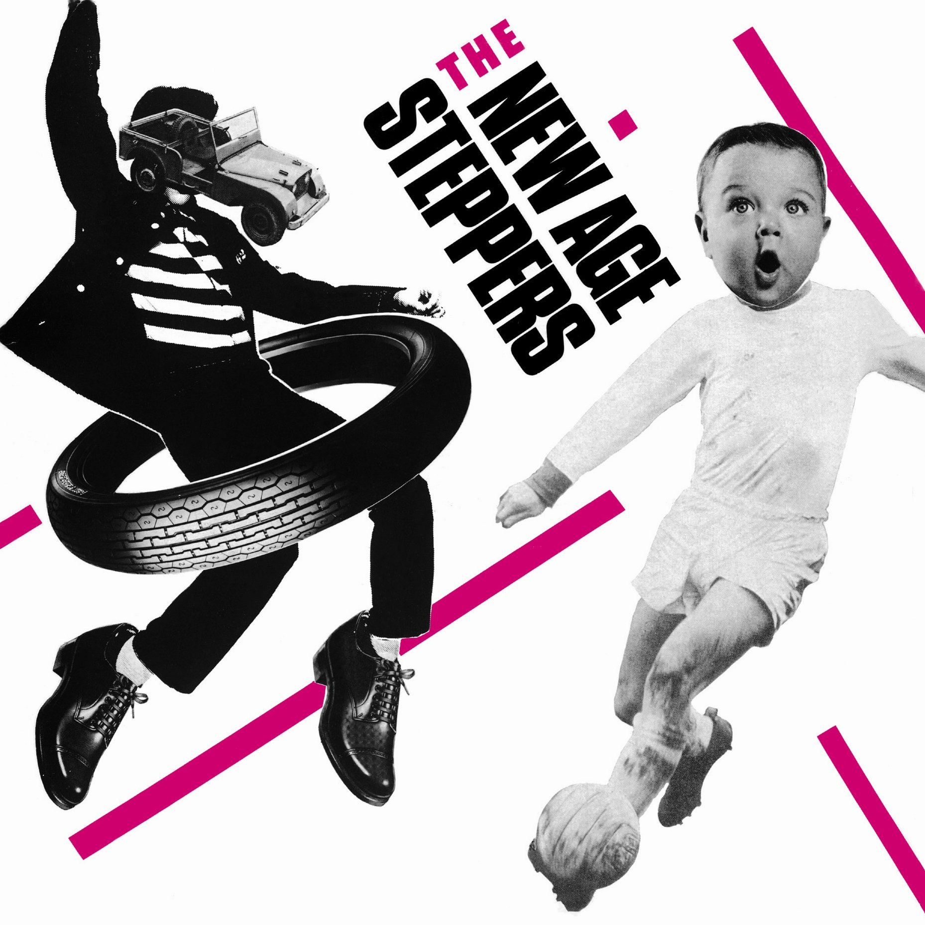 New Age Steppers – The New Age Steppers (2021) [FLAC]