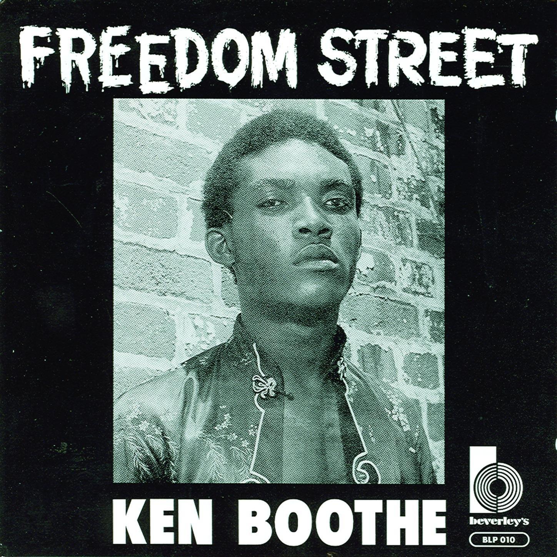 Ken Boothe – Freedom Street (2020) [FLAC]