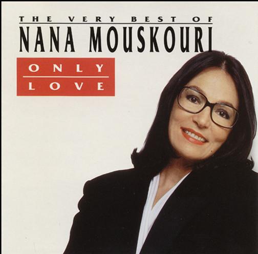 Nana Mouskouri – Only Love The Very Best Of Nana Mouskouri (1991) [FLAC]