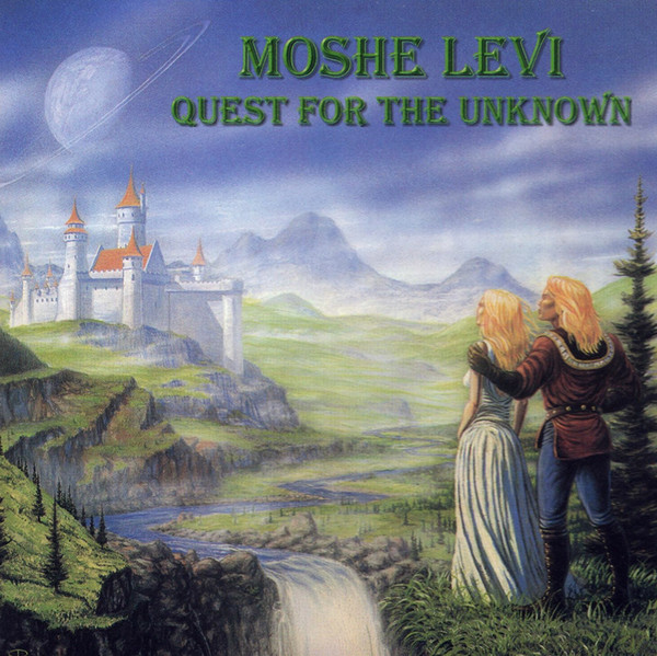 Moshe Levi – Quest For The Unknown (1998) [FLAC]