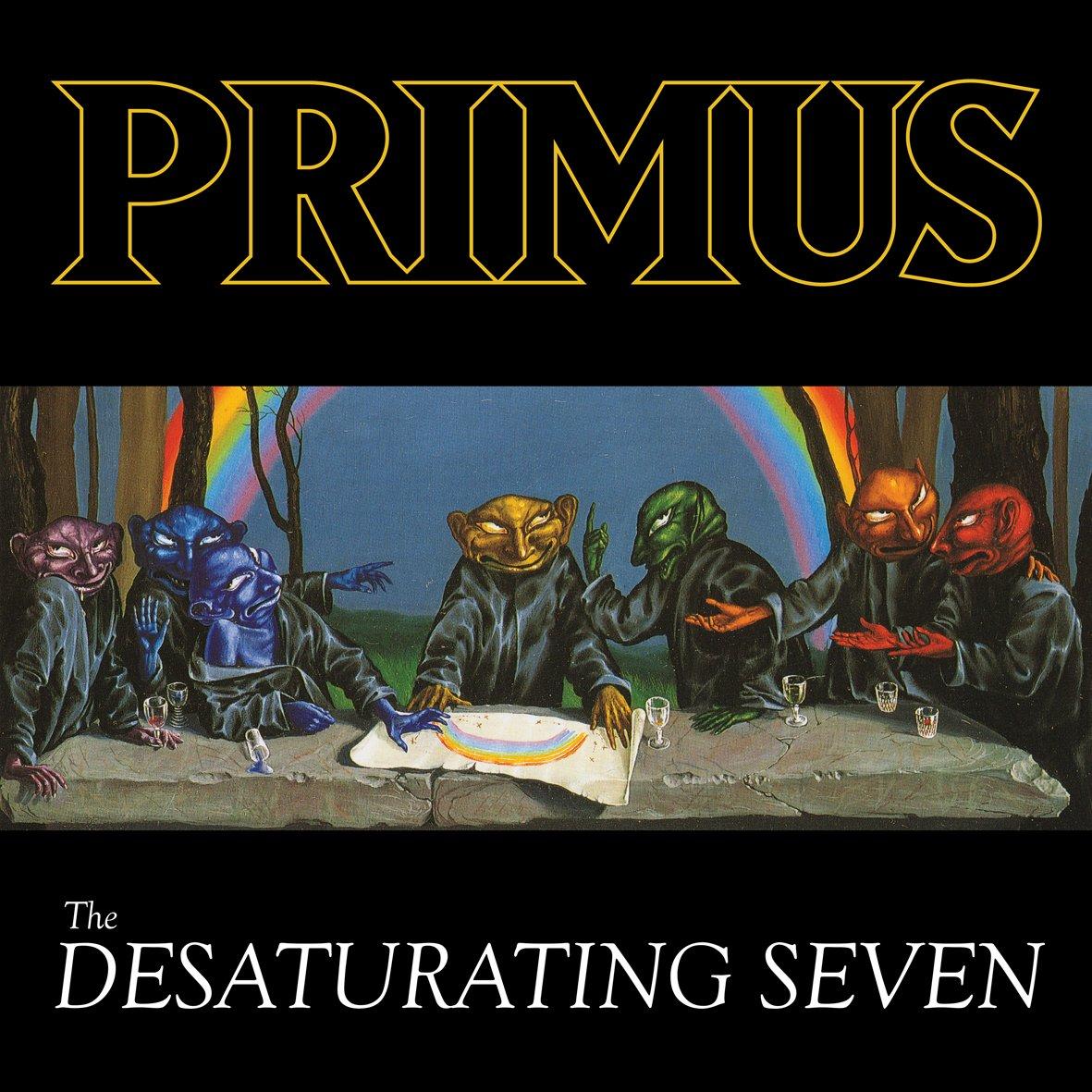 Primus - The Desaturating Seven (2017) [FLAC] Download