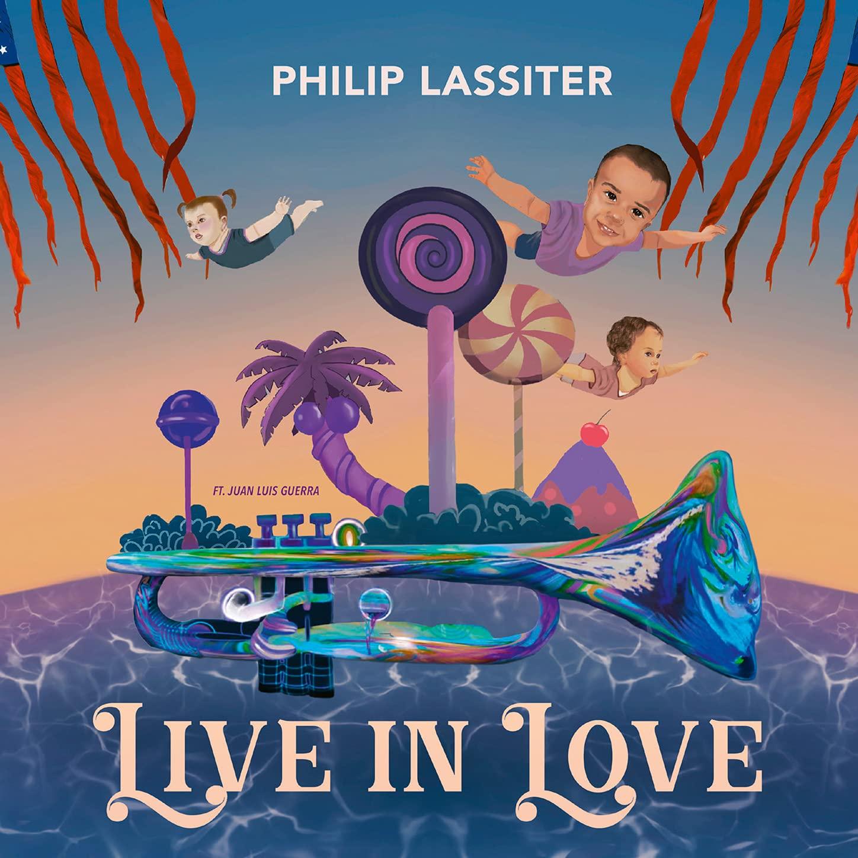 Philip Lassiter Ft. Juan Luis Guerra & Josje – Live In Love (2021) [FLAC]