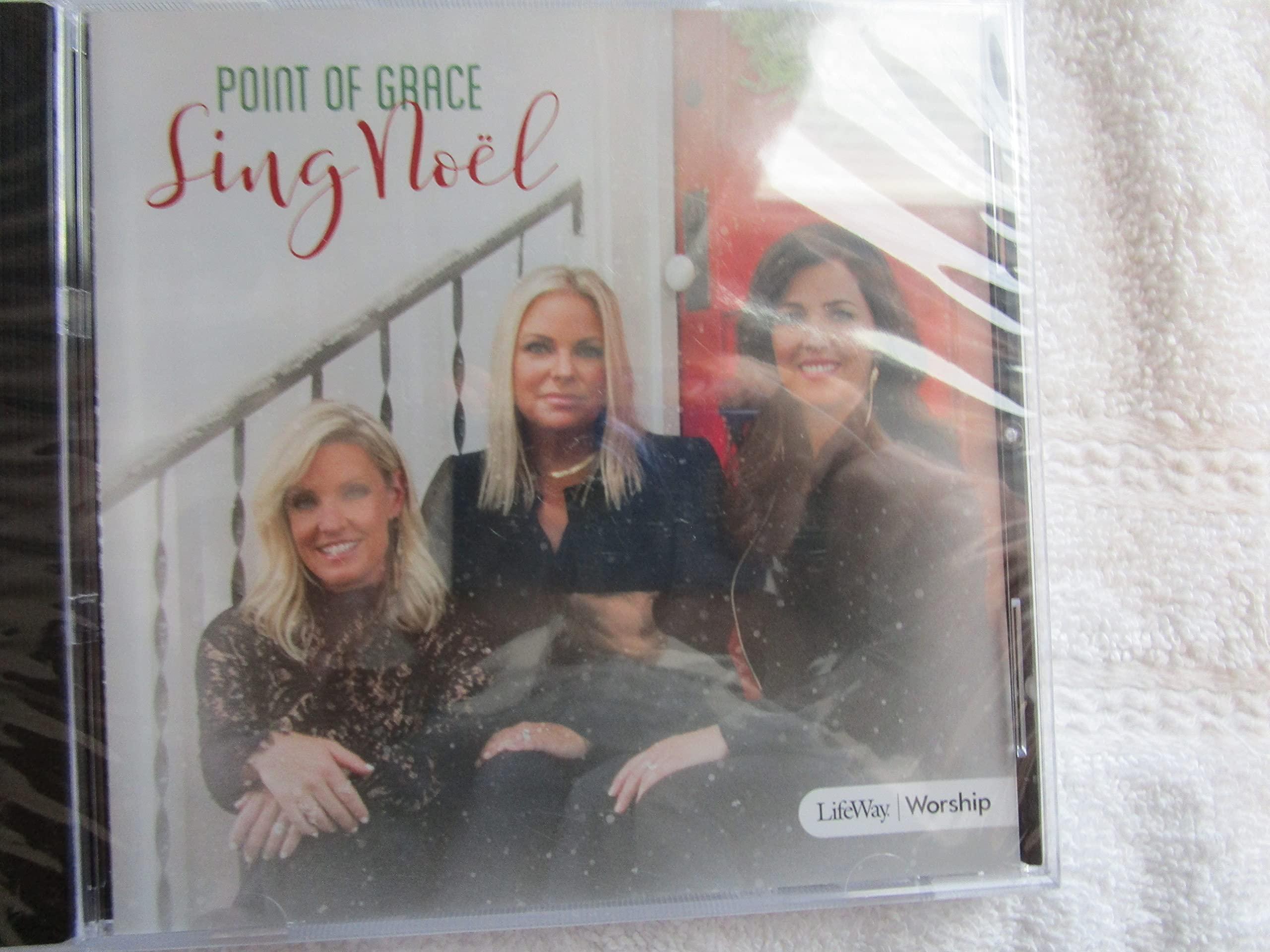 Point Of Grace – Sing Noel (2017) [FLAC]