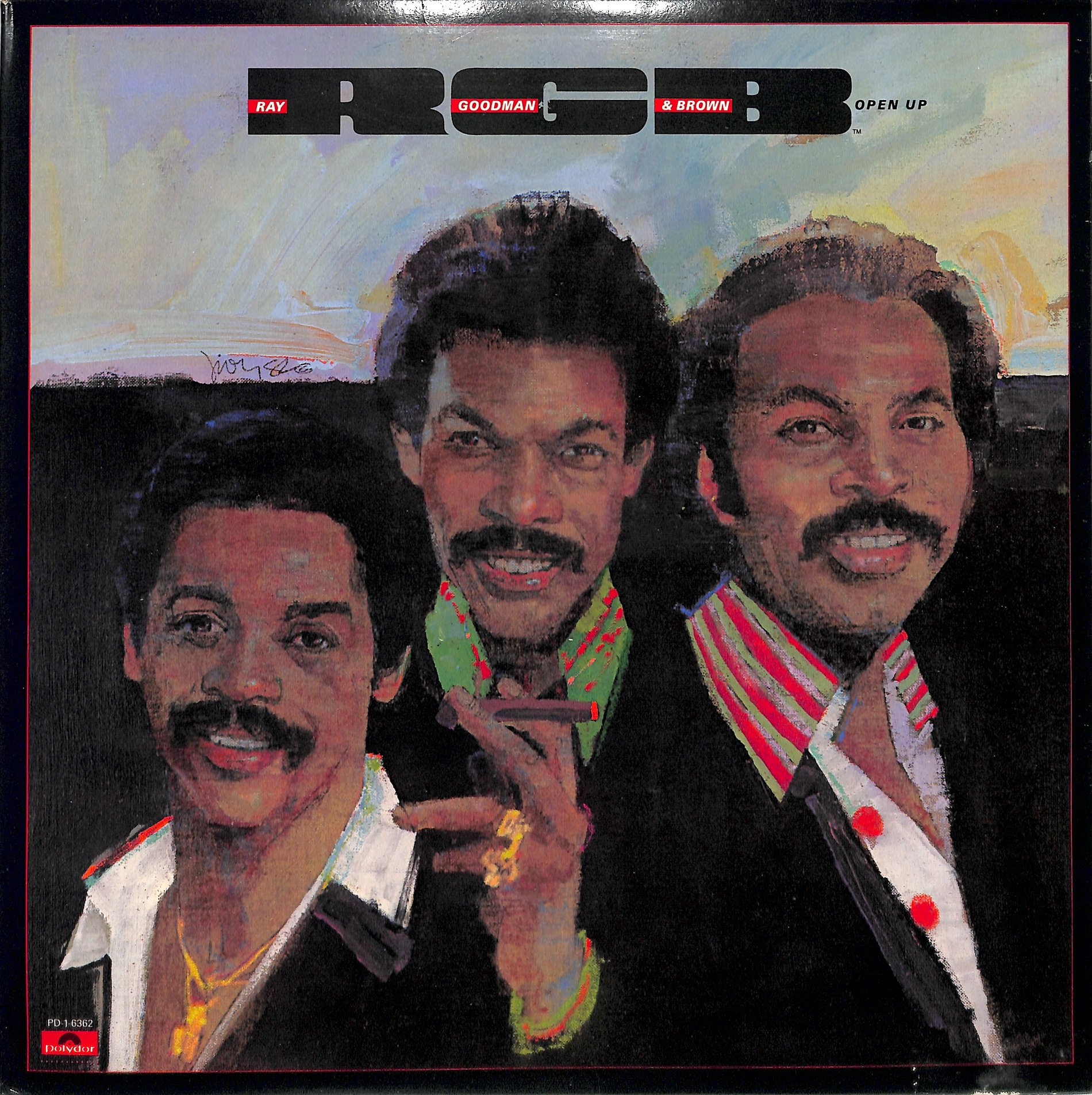 Ray, Goodman & Brown – Open Up (1982) [FLAC]