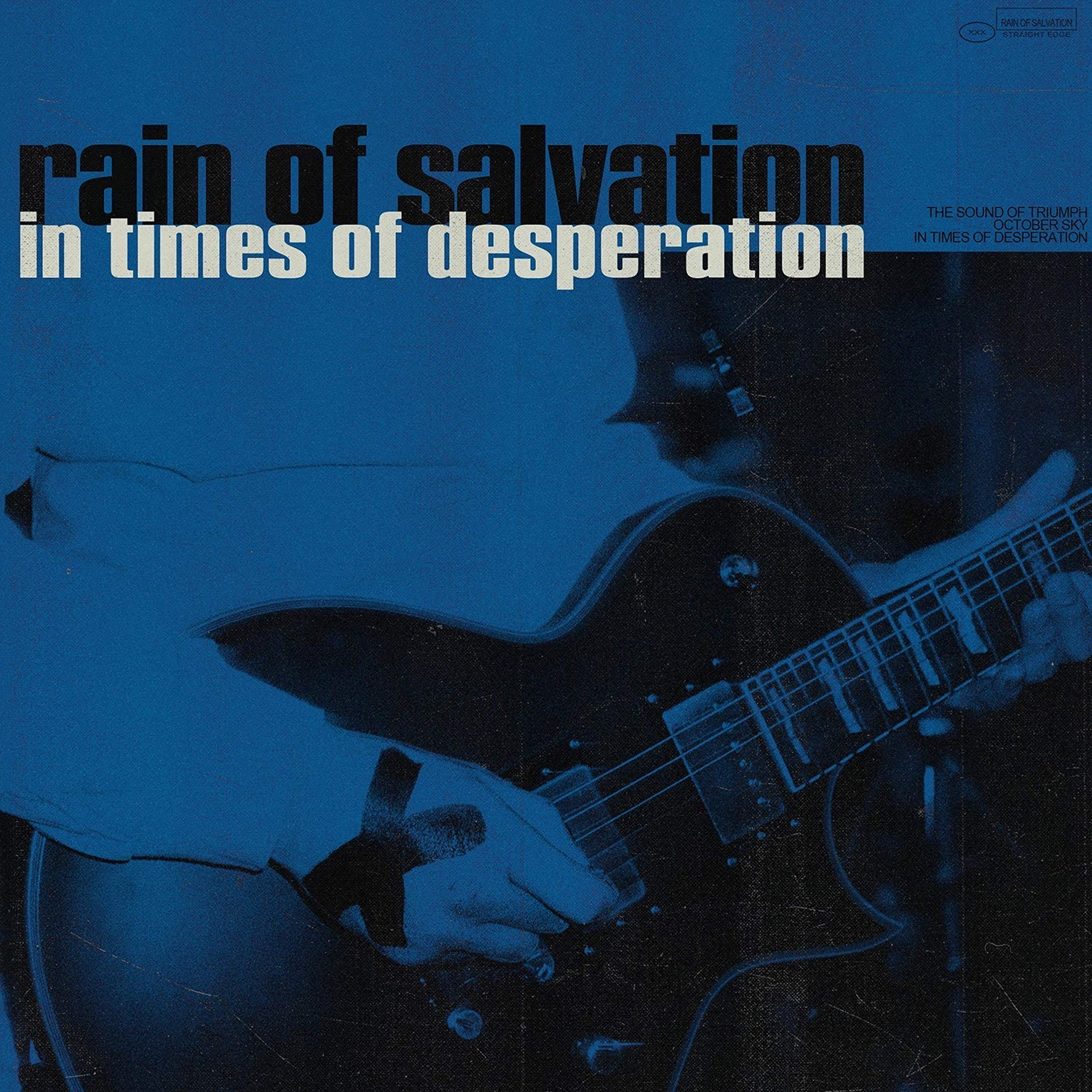 Rain Of Salvation – In Times Of Desperation (2021) [FLAC]