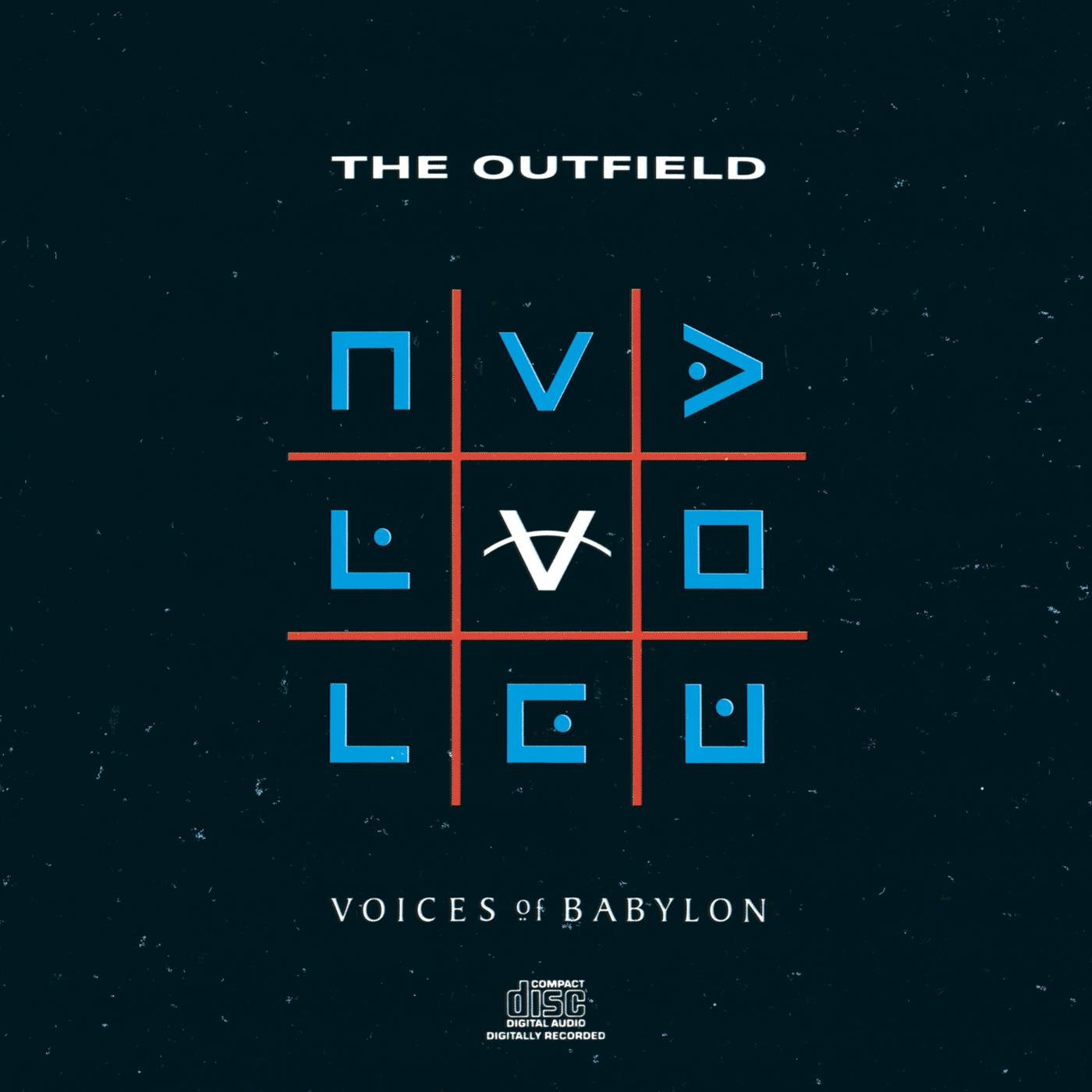 The Outfield – Voices Of Babylon (1989) [FLAC]