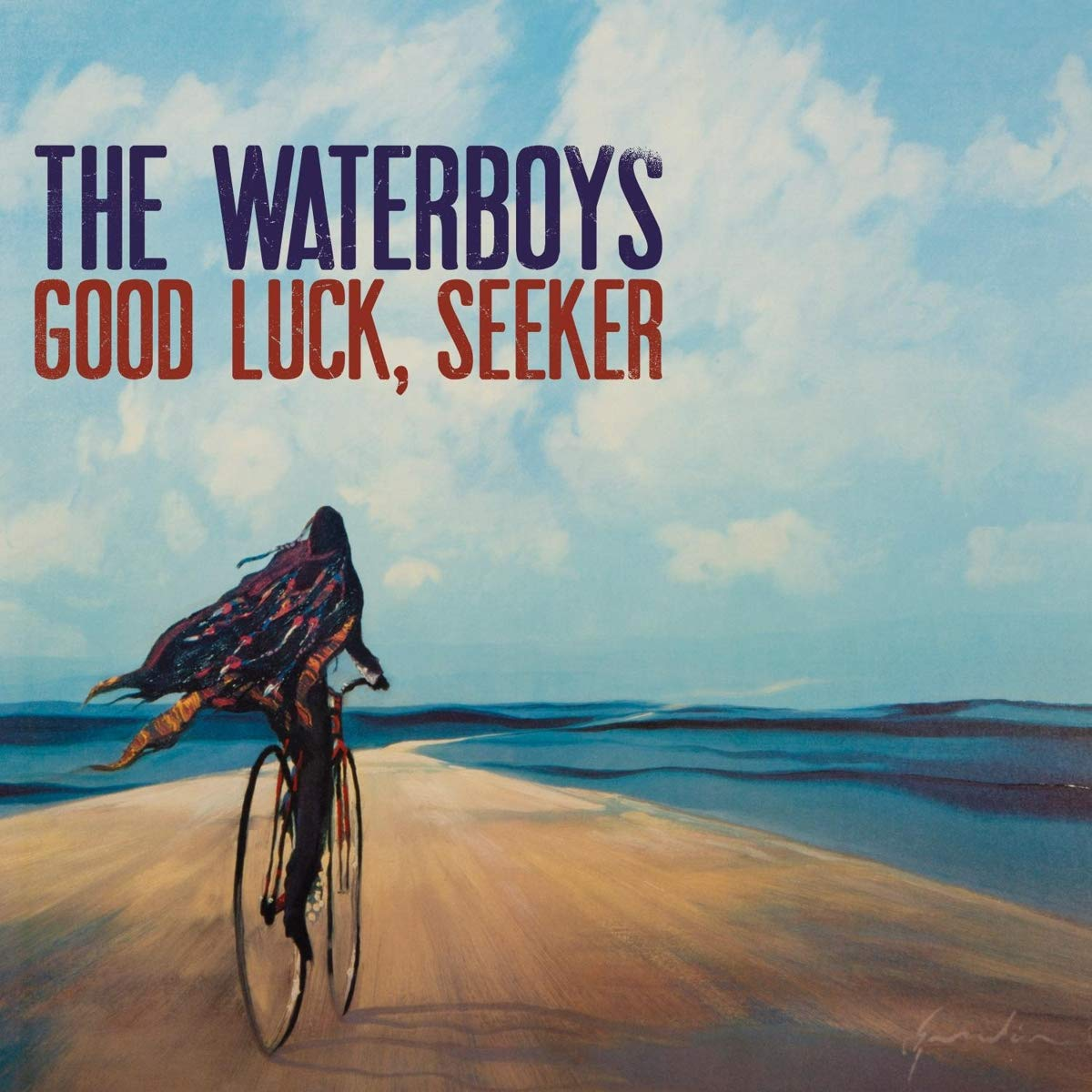 The Waterboys – Good Luck, Seeker (2020) [FLAC]