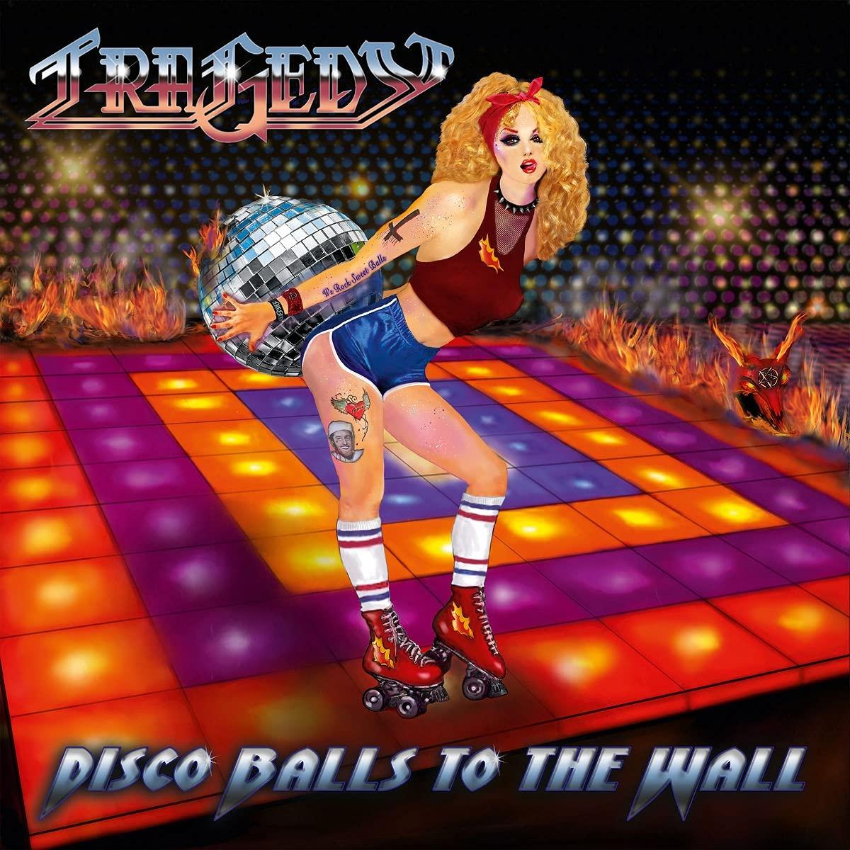 Tragedy Feat. Alex Skolnick – Disco Balls To The Wall (2021) [FLAC]