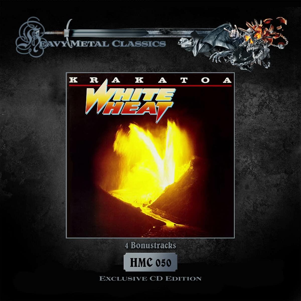 White Heat - Krakatoa (2021) [FLAC] Download