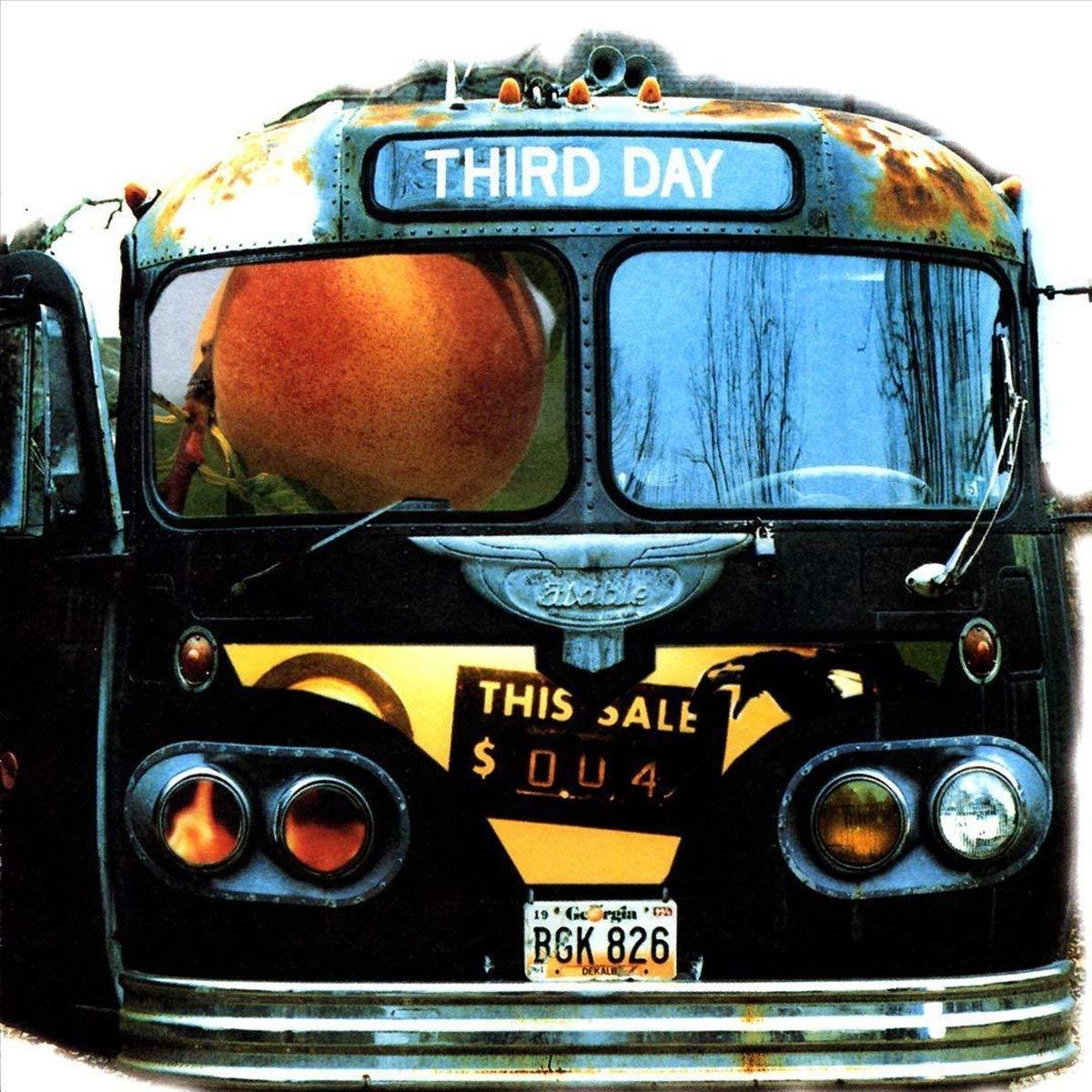 Third Day – Third Day (1996) [FLAC]