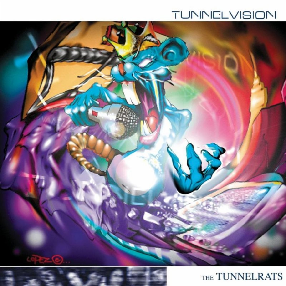The Tunnel Rats – Tunnel Vision (2001) [FLAC]