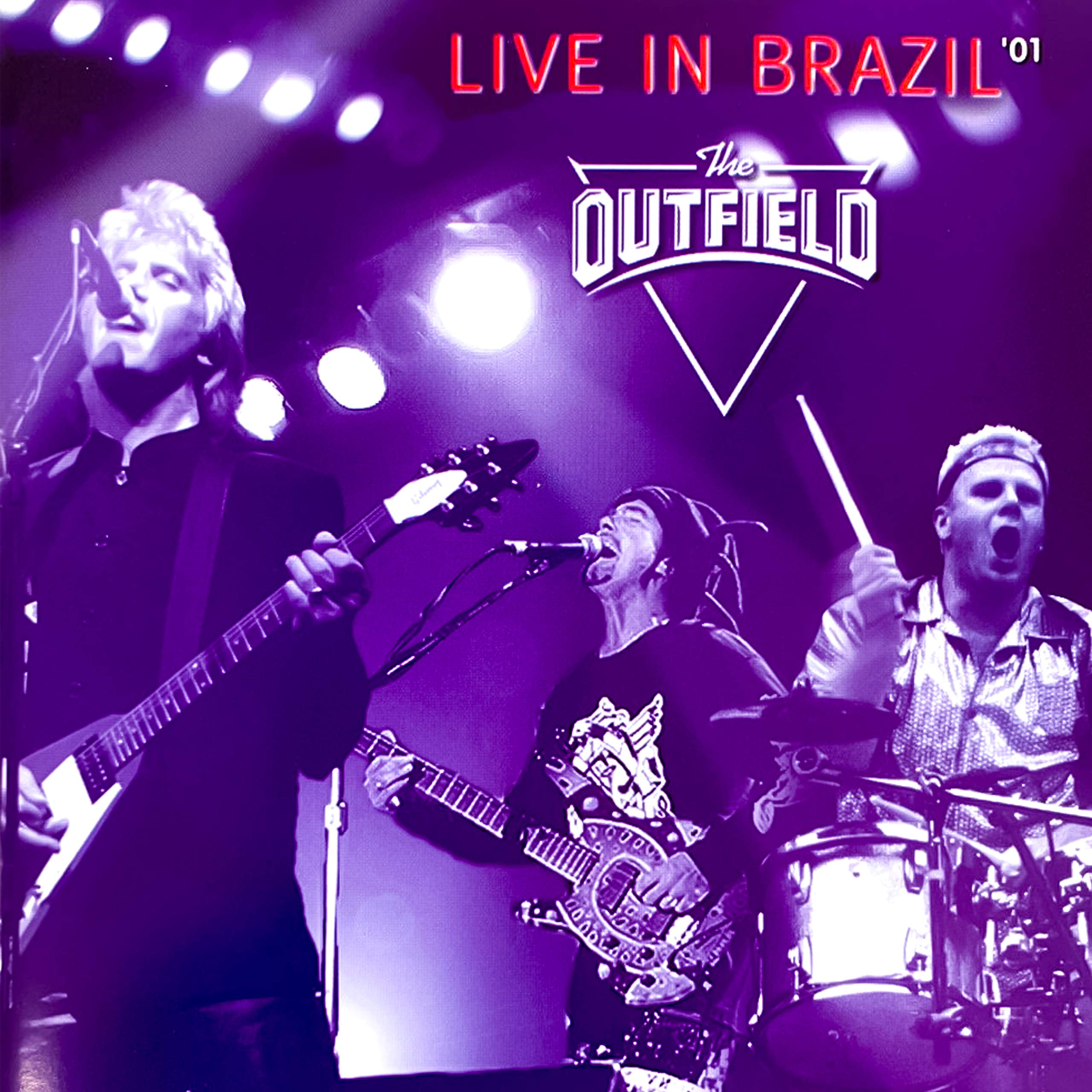 The Outfield – Live In Brazil '01 (2001) [FLAC]