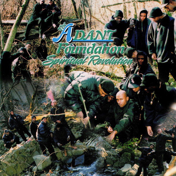 The Adant Foundation – Spiritual Revolution (2021) [FLAC]