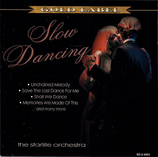 The Starlite Orchestra – Slow Dancing (1995) [FLAC]
