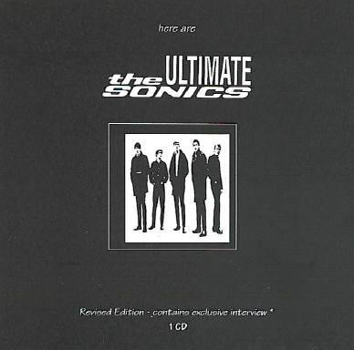 The Sonics - Here Are The Ultimate Sonics Revised Edition (1994) [FLAC] Download