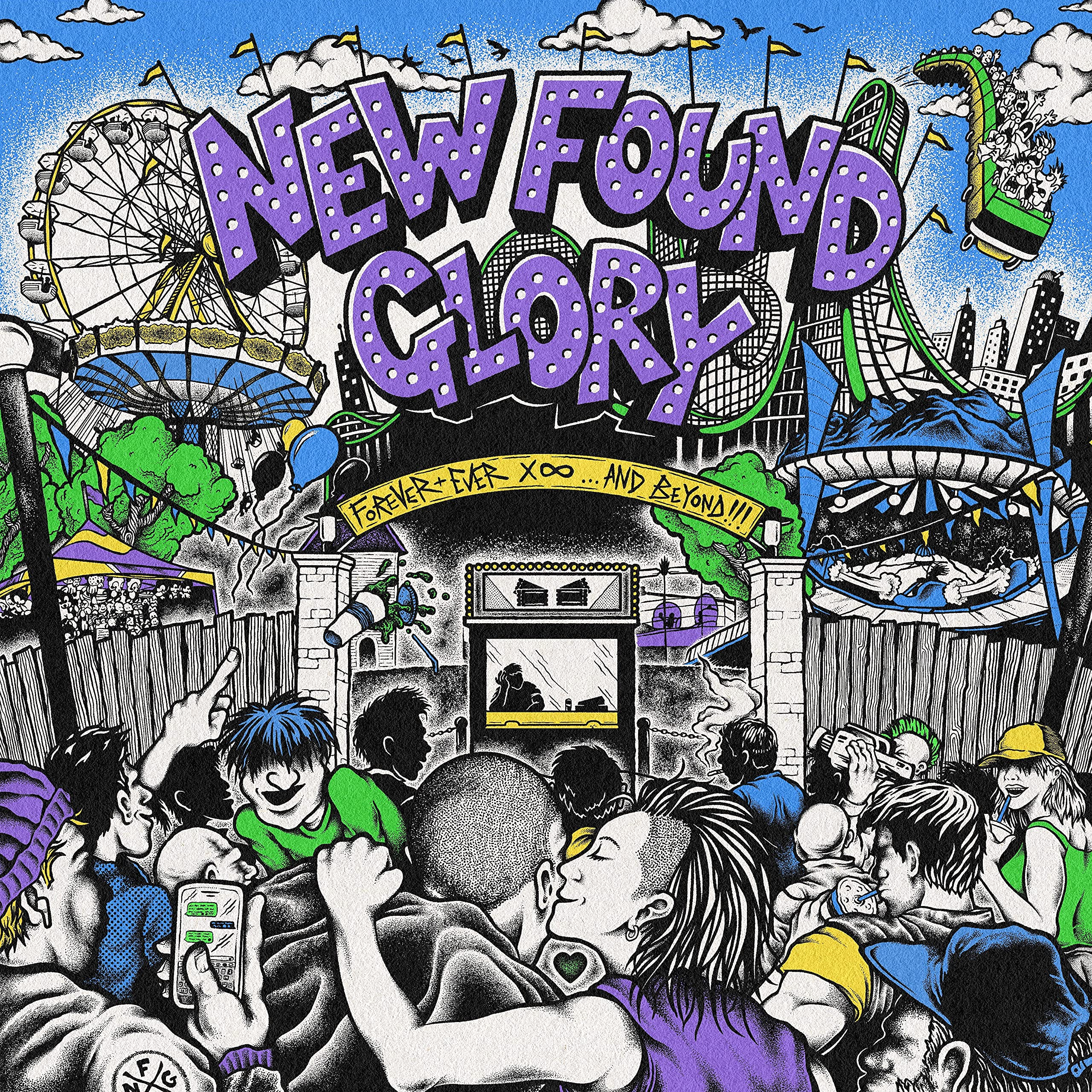 New Found Glory - Forever And Ever x Infinity...And Beyond!!! (2021) [FLAC] Download
