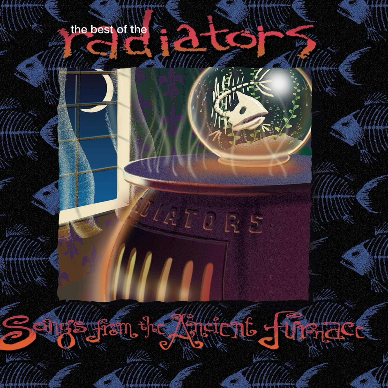 The Radiators - Best Of The Radiators Songs From The Ancient Furnace (1997) [FLAC] Download