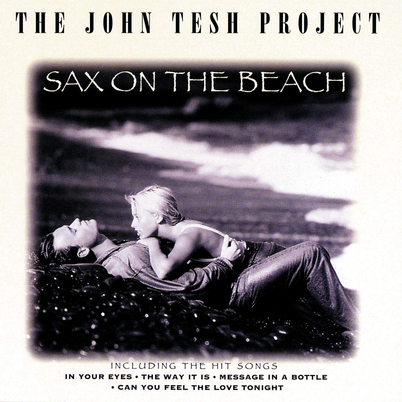 The John Tesh Project – Sax On The Beach (1995) [FLAC]