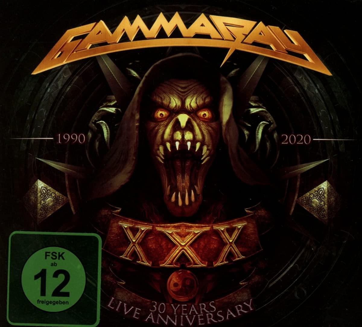 Gamma Ray - 30 Years Live Anniversary (2021) [FLAC] Download