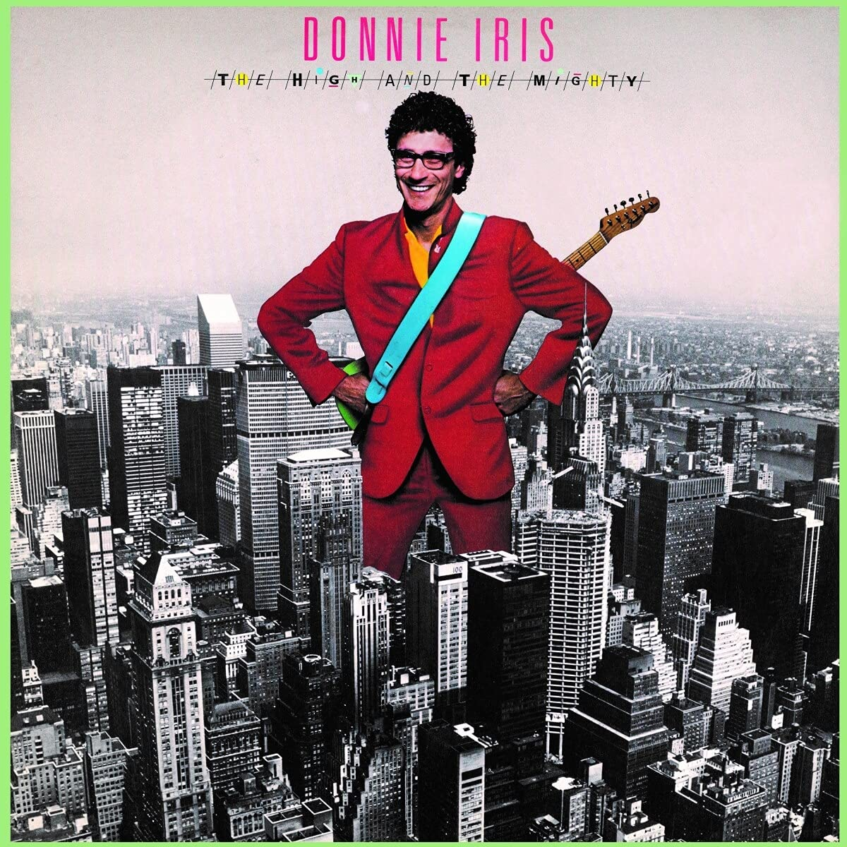 Donnie Iris - The High And The Mighty (2021) [FLAC] Download