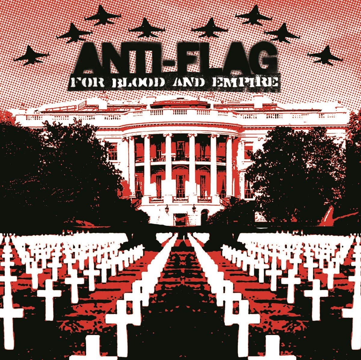 Anti-Flag - For Blood And Empire (2006) [FLAC] Download